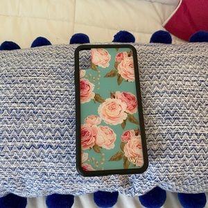 Wildflower Iphone XS Max case